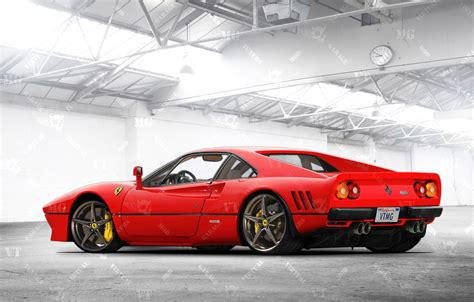 Ferrari 288 GTO Photos, Informations, Articles ...
