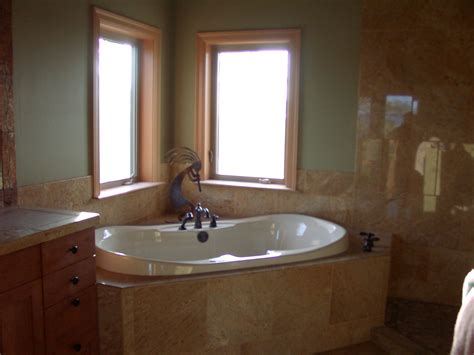 custom tub surround custom tub surround and window trim baas project
