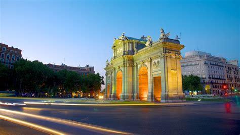 Puerta De Alcala In Madrid, Expedia