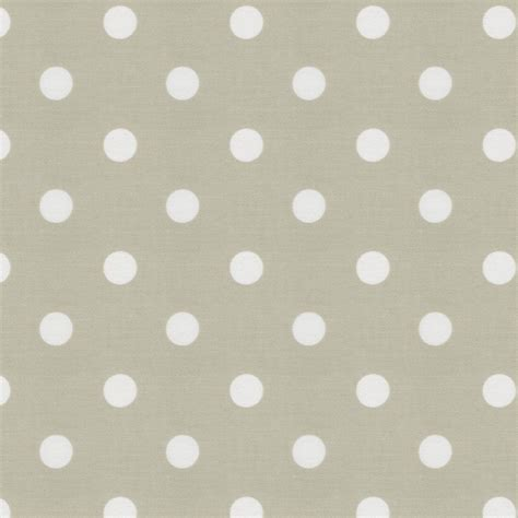 coordinating throw pillow for taupe and white polka dot fabric by the yard taupe