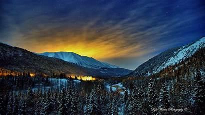 Winter 1080 1920 Night 1600 Alaska 1280