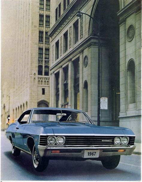 chevrolet impala  classic garage