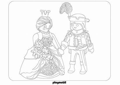 Playmobil Coloriage Coloring Pages Dessin Dragon Police