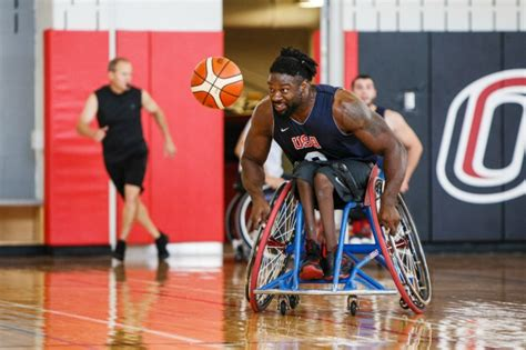 USA Wheelchair Basketball to Scrimmage at UNO | News ...