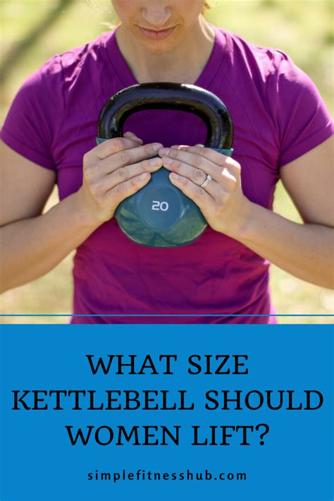 woman weight kettlebell should pick muscle lifting weights