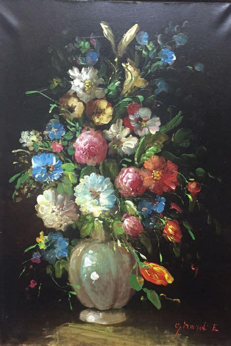 vaso con fiori vaso con fiori