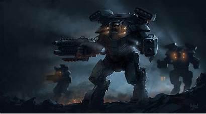 Mech Battletech Mechwarrior Sci Fi Robot Mecha