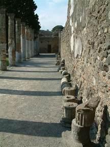 Ancient Pompeii Italy History