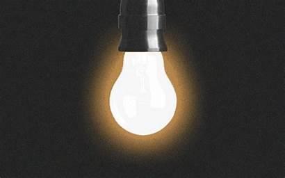 Darkness Atlantic Intense Therapy Health Flickering Lightbulb