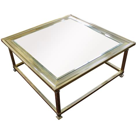 Mastercraft Picture Frame Coffee Table Chairish