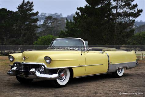 1954 Cadillac Eldorado by 1954 Cadillac Eldorado Information And Photos Momentcar
