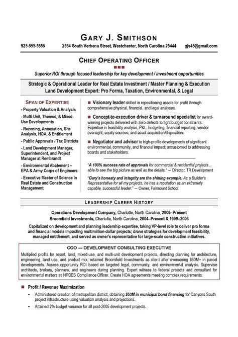 sample resume award winning executive resume writing