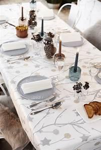 Tischdeko Shop De : dunicel tischdecke dunicel wintertime ~ Watch28wear.com Haus und Dekorationen