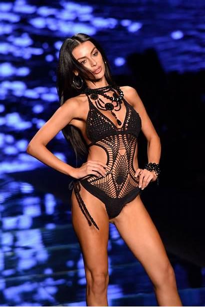 Miami Swim Week Bikinis Baes Tent Paraiso