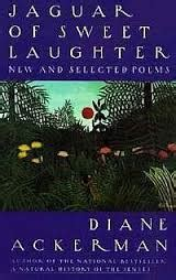 Poetry Books By Diane Ackerman
