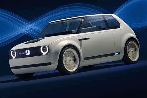 Honda Urban Ev Uk Sales And Specs  Car Magazine