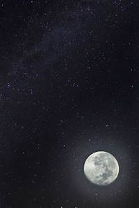 Night Sky Moon Tumblr