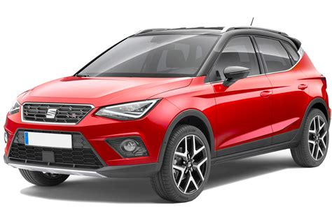 Seat Arona Suv Review Carbuyer
