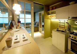 Good, Interior, Designing, For, A, 24, Sqm, Apartment