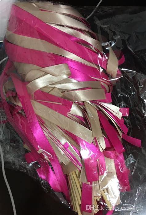 twrling fairy ribbon streamers wedding ribbon wooden