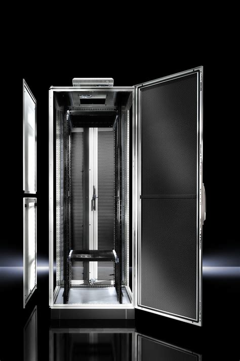 rack  rounder impresses  simplicity  efficiency rittal  system
