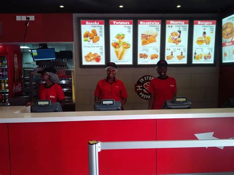 kfc branch opened  parklands
