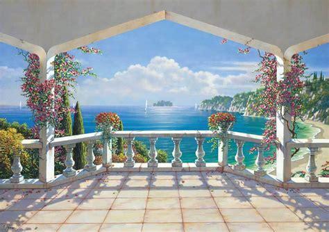 Large Wall Mirrors Cheap by Beach Wall Murals Cheap Best Decor Things