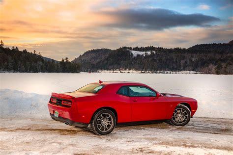 2017 Dodge Challenger Gt Awd First Drive