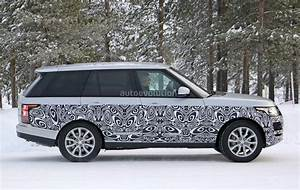 Range Rover Hse 2017 : spyshots 2017 range rover facelift undergoes winter testing autoevolution ~ Medecine-chirurgie-esthetiques.com Avis de Voitures