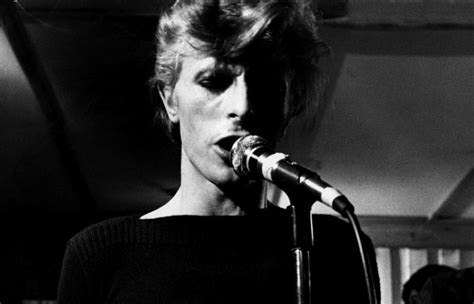 "David Bowie wrote 'Rebel Rebel' ""to piss Mick Jagger off ..."