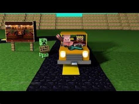minecraft working car minecraft pe epic glitch working car and road system no