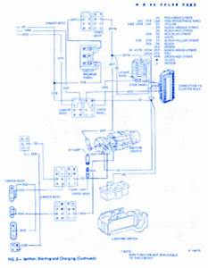 Ford Thunderbird 1967 Electrical Circuit Wiring Diagram