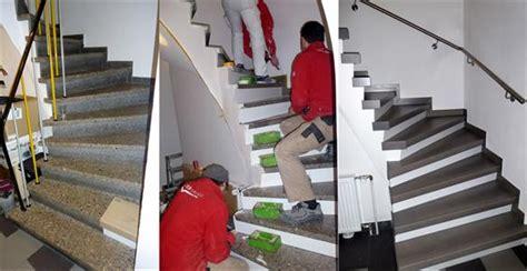 Renovierung Einer Steintreppe Bei Düsseldorf Lies