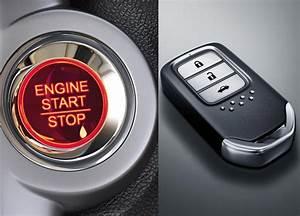Honda City 2017 Engine Start Stop And Honda Smart Key