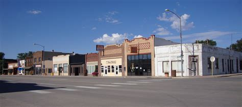 Downtown Springfield, Colorado | Located on Springfield's ...
