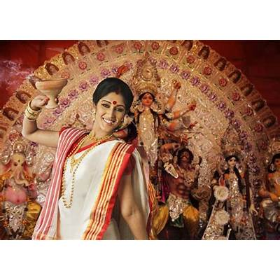 Essay on Durga Puja for Children and Students