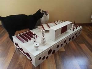 Katzenspielzeug Selber Machen Karton : die 25 besten ideen zu katzenspielzeug selber machen auf pinterest katzenspielzeug kratzbaum ~ Frokenaadalensverden.com Haus und Dekorationen