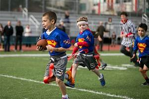 Rookie U0026 39 S Guide To Flag Football For Kids