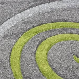 Teppich Grau Grün : teppich vimoda heatset modern design gr n grau neu blitzversand carpet ebay ~ Whattoseeinmadrid.com Haus und Dekorationen
