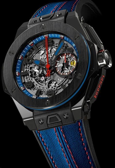 Hublot big bang ferrari unico titanium 45mm 402.nx.0123.wr new Hublot King Power Big Bang Ferrari Beverly Hills watch - limited edition of 50 pieces. Price ...