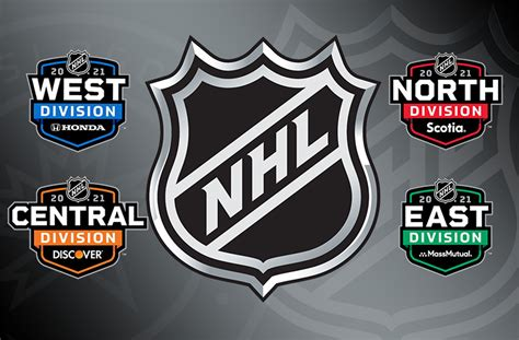 NHL Reveals Logos, Sponsors for their Realigned Divisions ...