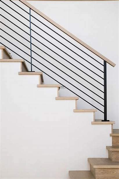 Staircase Railing Stairs Stair Farmhouse Railings Metal