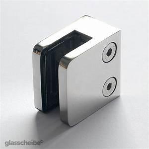Glasscheiben Für Innentüren : glashalter rechteck poliert glashalter glashalter aus edelstahl edelstahlglashalter ~ Indierocktalk.com Haus und Dekorationen