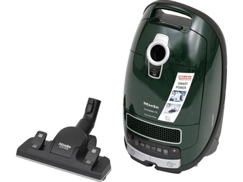 miele complete  ecoline  vacuum cleaner summary