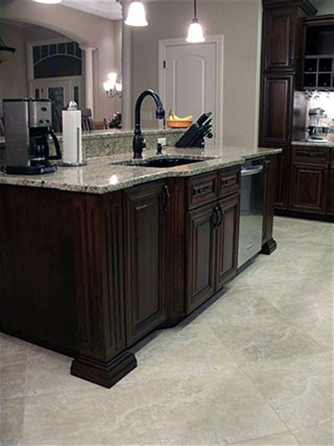 High end kitchen remodel ? Amish Custom Furniture