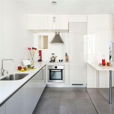 photos cuisine blanche cuisine blanche 30 photos pour mettre du blanc dans sa