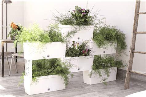 fioriere da terrazzo fioriere in cemento cm100 avec fioriere in muratura su