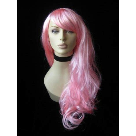 light pink wig light pink wig with beautiful curls miss pink
