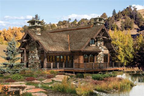 precisioncraft     releases  newest designs  log home floor plans