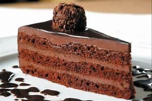 Décorer Un Gateau Au Chocolat : recette de g teau tout chocolat facile ~ Melissatoandfro.com Idées de Décoration